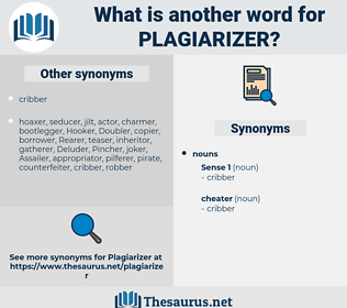 plagiarizer, synonym plagiarizer, another word for plagiarizer, words like plagiarizer, thesaurus plagiarizer