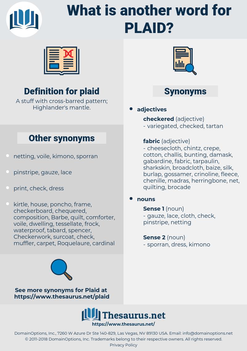 plaid, synonym plaid, another word for plaid, words like plaid, thesaurus plaid