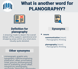 planography, synonym planography, another word for planography, words like planography, thesaurus planography