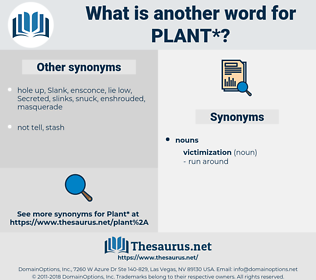 plant, synonym plant, another word for plant, words like plant, thesaurus plant