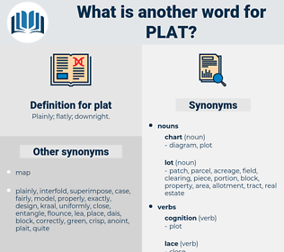 plat, synonym plat, another word for plat, words like plat, thesaurus plat