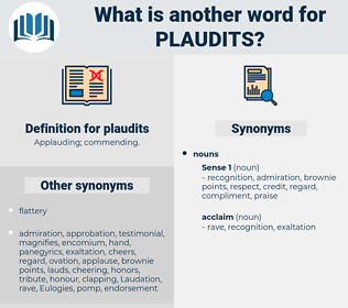 plaudits, synonym plaudits, another word for plaudits, words like plaudits, thesaurus plaudits