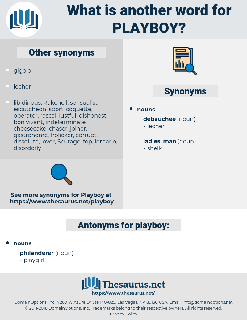 playboy, synonym playboy, another word for playboy, words like playboy, thesaurus playboy