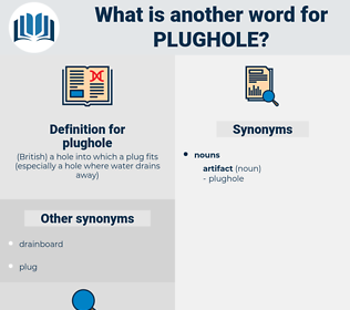 plughole, synonym plughole, another word for plughole, words like plughole, thesaurus plughole