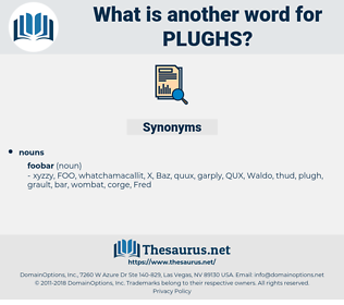 plughs, synonym plughs, another word for plughs, words like plughs, thesaurus plughs