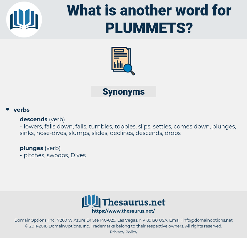 plummets, synonym plummets, another word for plummets, words like plummets, thesaurus plummets