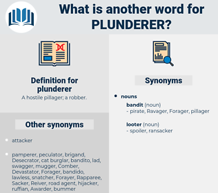 plunderer, synonym plunderer, another word for plunderer, words like plunderer, thesaurus plunderer
