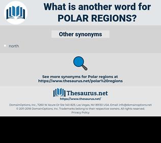 polar regions, synonym polar regions, another word for polar regions, words like polar regions, thesaurus polar regions