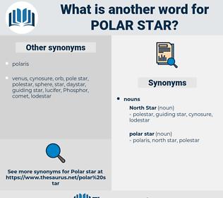 polar star, synonym polar star, another word for polar star, words like polar star, thesaurus polar star