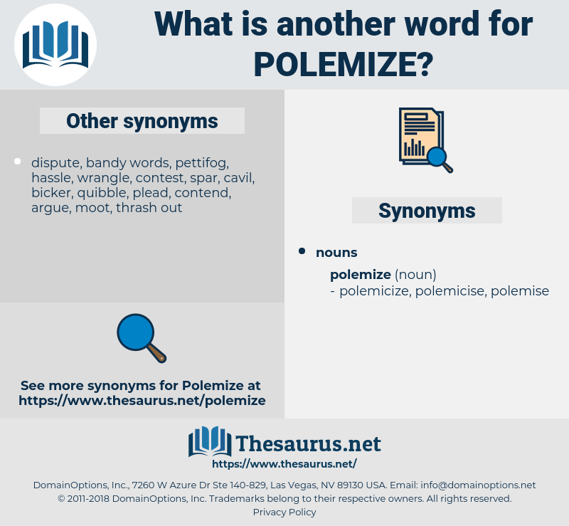 polemize, synonym polemize, another word for polemize, words like polemize, thesaurus polemize