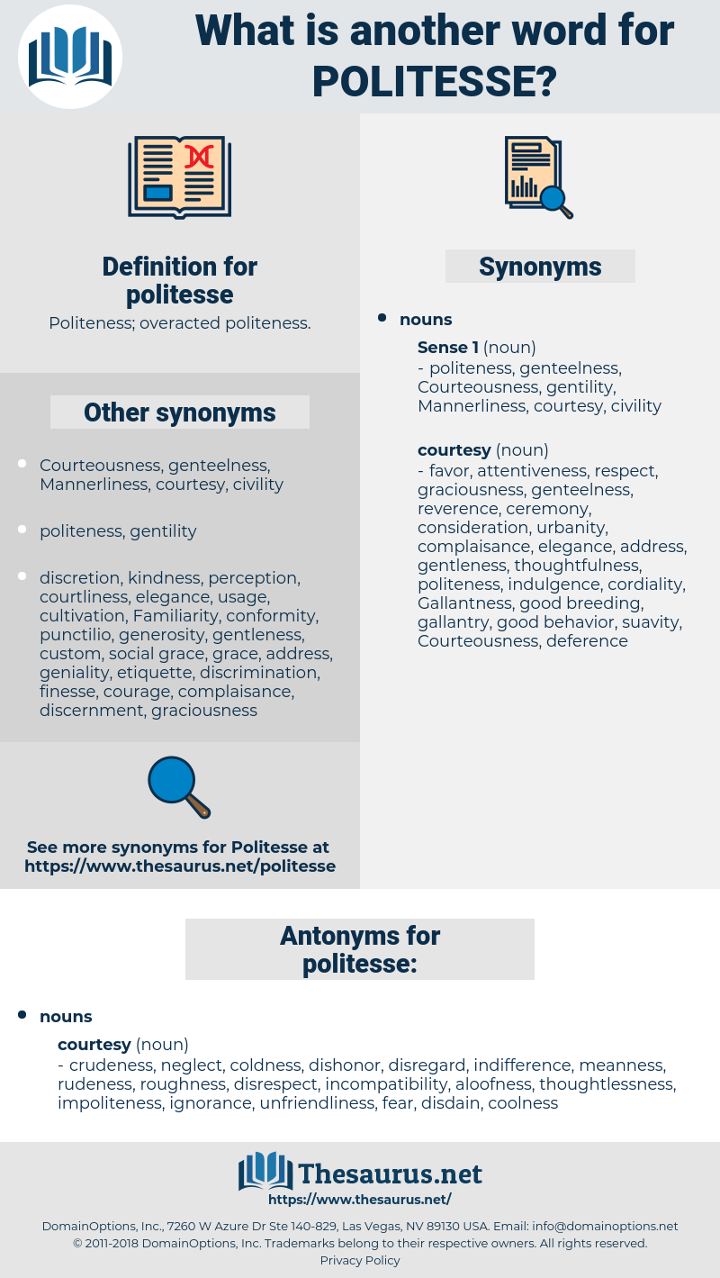 politesse, synonym politesse, another word for politesse, words like politesse, thesaurus politesse