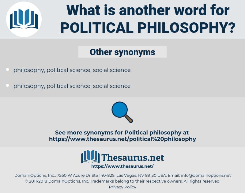 political philosophy, synonym political philosophy, another word for political philosophy, words like political philosophy, thesaurus political philosophy