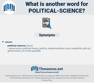 political science, synonym political science, another word for political science, words like political science, thesaurus political science