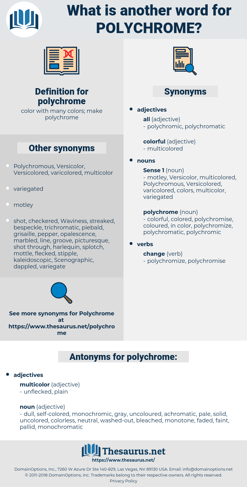 polychrome, synonym polychrome, another word for polychrome, words like polychrome, thesaurus polychrome