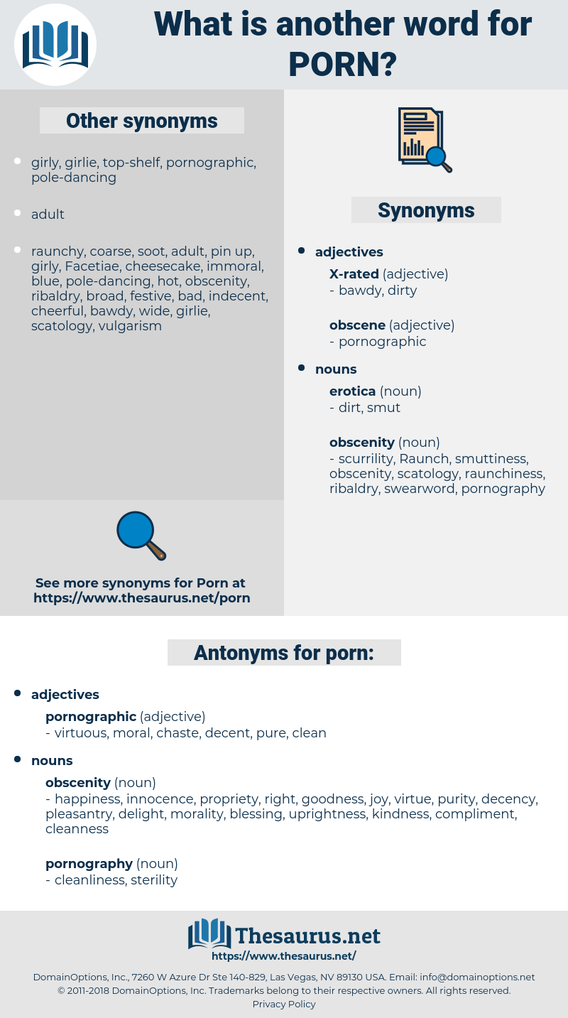 porn, synonym porn, another word for porn, words like porn, thesaurus porn