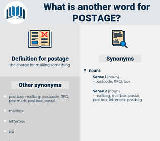 postage, synonym postage, another word for postage, words like postage, thesaurus postage