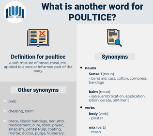 poultice, synonym poultice, another word for poultice, words like poultice, thesaurus poultice