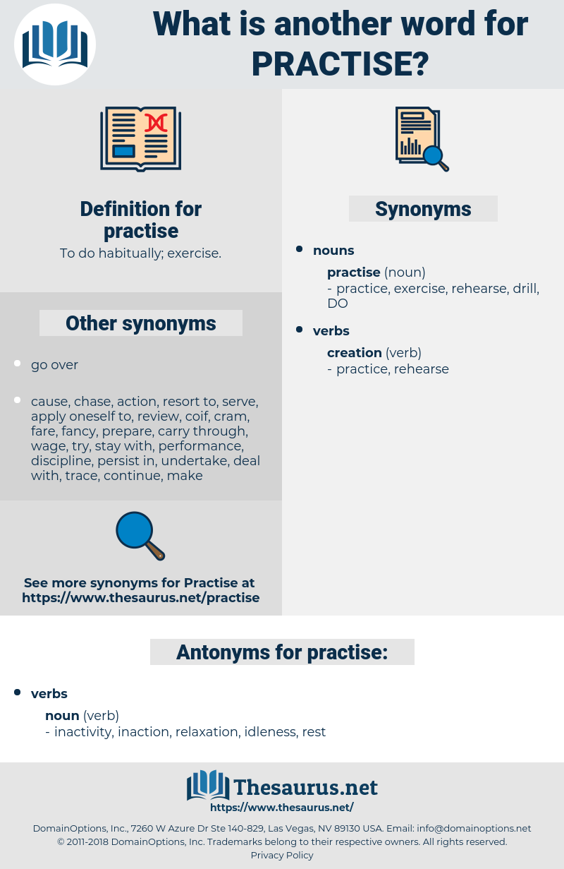 practise, synonym practise, another word for practise, words like practise, thesaurus practise