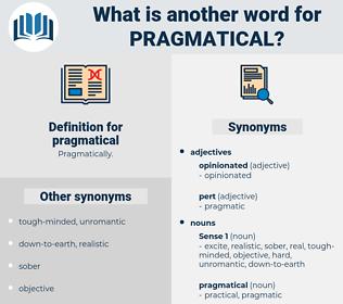 pragmatical, synonym pragmatical, another word for pragmatical, words like pragmatical, thesaurus pragmatical