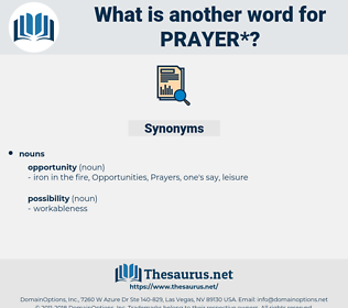 prayer, synonym prayer, another word for prayer, words like prayer, thesaurus prayer