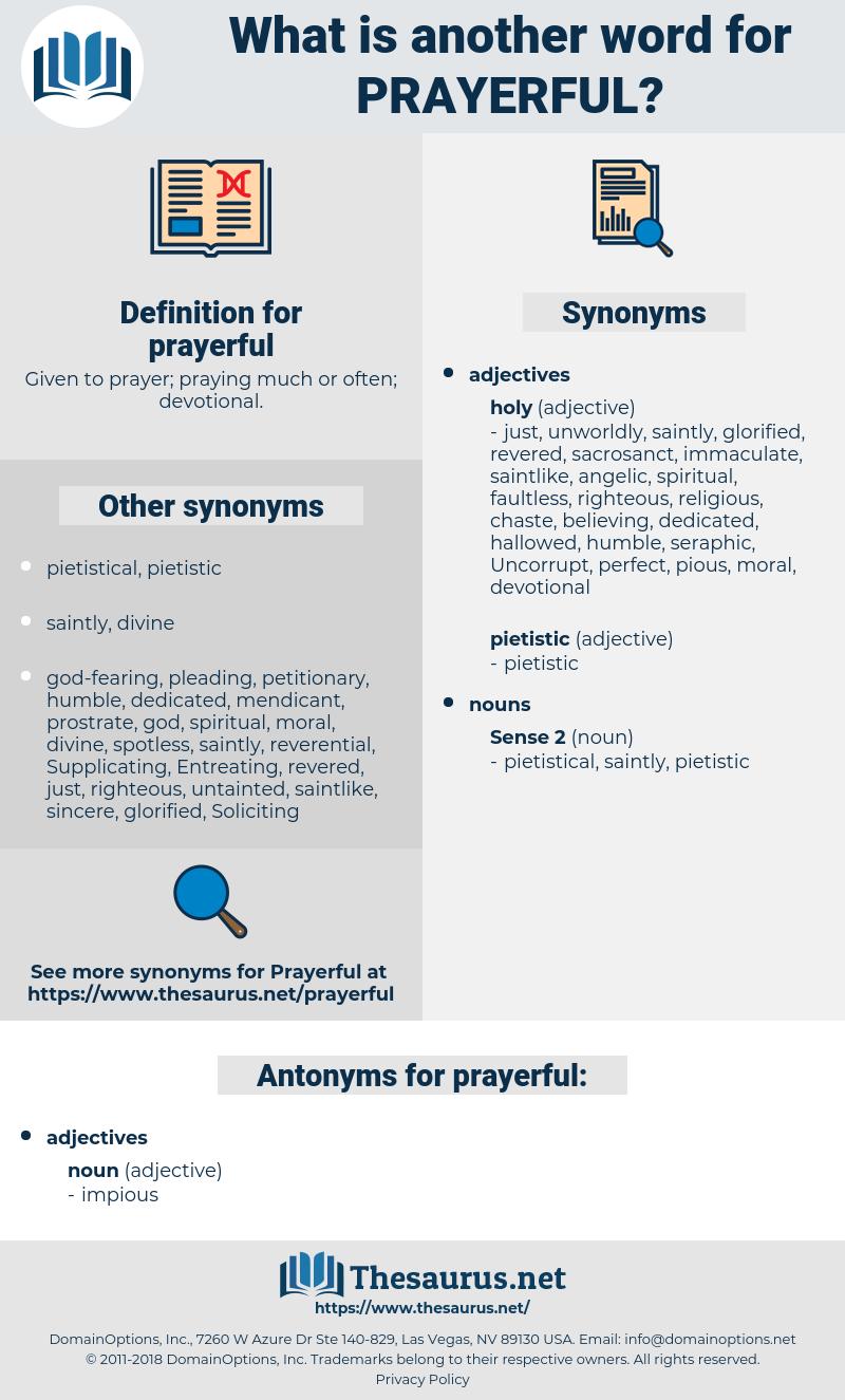 prayerful, synonym prayerful, another word for prayerful, words like prayerful, thesaurus prayerful