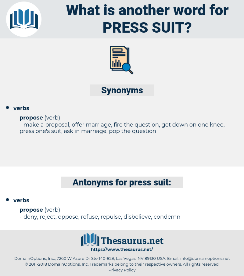 press suit, synonym press suit, another word for press suit, words like press suit, thesaurus press suit