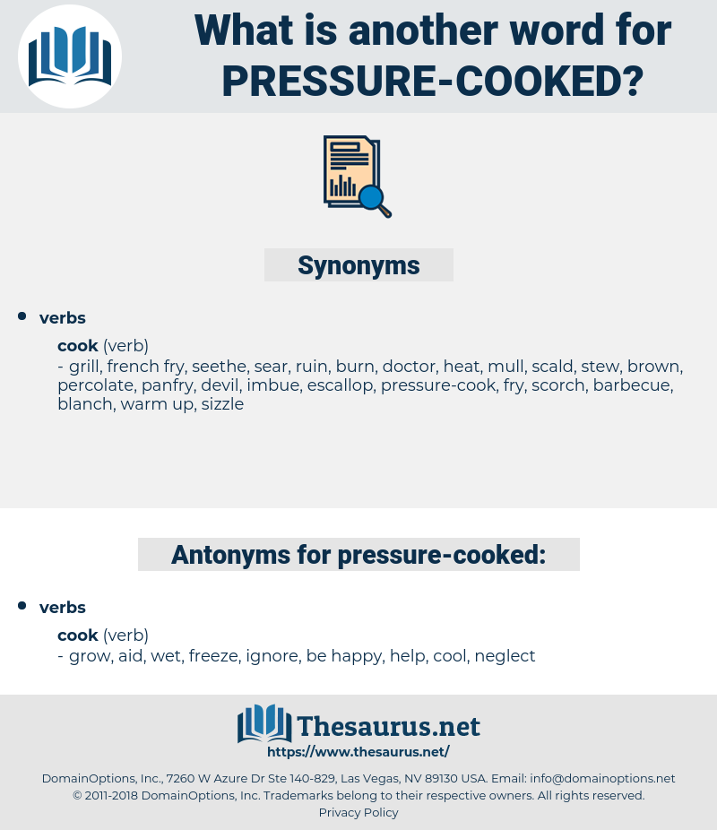 pressure-cooked, synonym pressure-cooked, another word for pressure-cooked, words like pressure-cooked, thesaurus pressure-cooked
