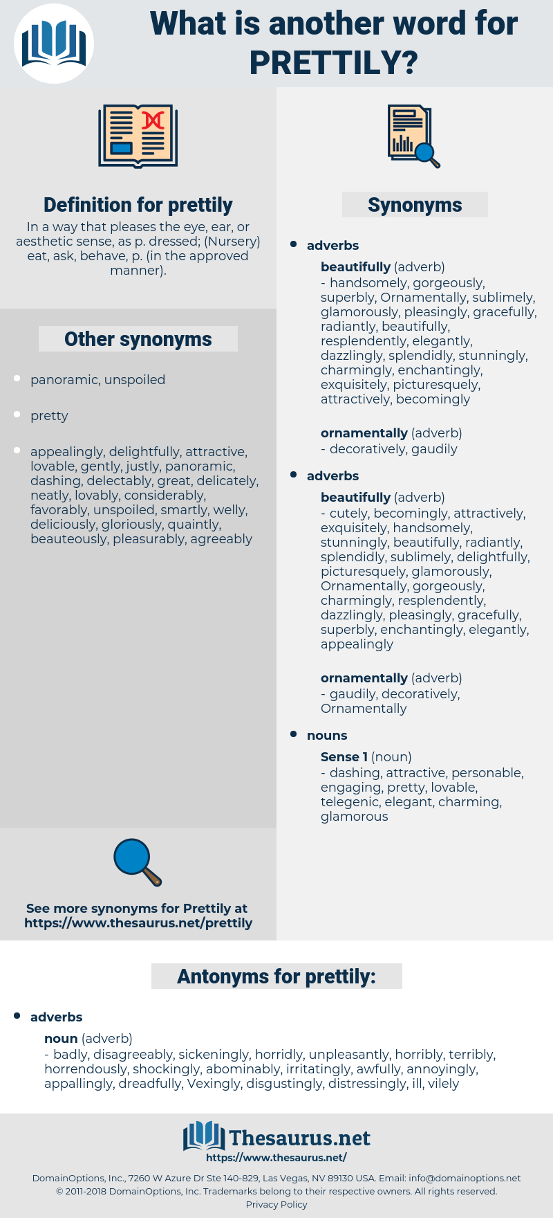 prettily, synonym prettily, another word for prettily, words like prettily, thesaurus prettily