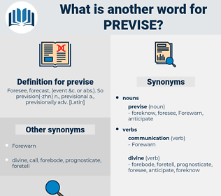 previse, synonym previse, another word for previse, words like previse, thesaurus previse