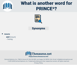 prince, synonym prince, another word for prince, words like prince, thesaurus prince