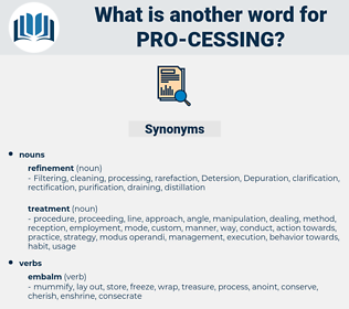 pro cessing, synonym pro cessing, another word for pro cessing, words like pro cessing, thesaurus pro cessing
