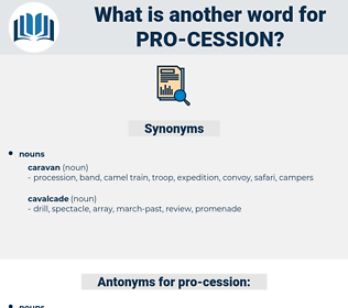 pro-cession, synonym pro-cession, another word for pro-cession, words like pro-cession, thesaurus pro-cession