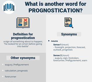 prognostication, synonym prognostication, another word for prognostication, words like prognostication, thesaurus prognostication