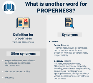 properness, synonym properness, another word for properness, words like properness, thesaurus properness