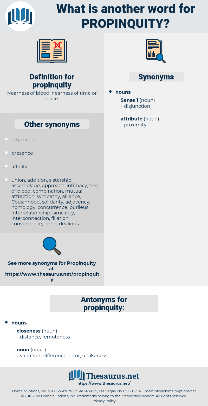 propinquity, synonym propinquity, another word for propinquity, words like propinquity, thesaurus propinquity