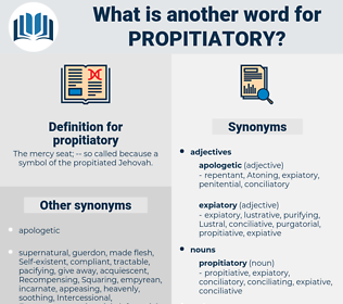 propitiatory, synonym propitiatory, another word for propitiatory, words like propitiatory, thesaurus propitiatory