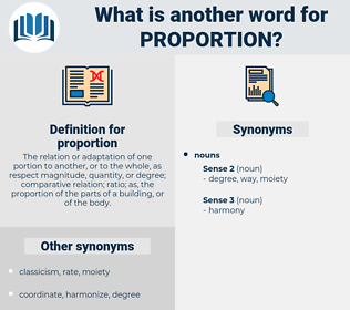 proportion, synonym proportion, another word for proportion, words like proportion, thesaurus proportion