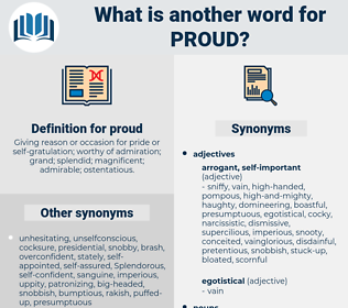 proud, synonym proud, another word for proud, words like proud, thesaurus proud
