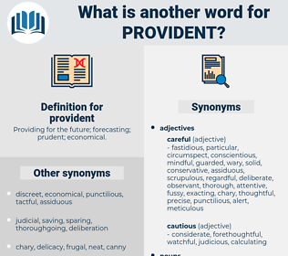provident, synonym provident, another word for provident, words like provident, thesaurus provident