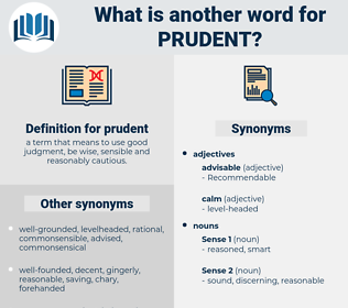 prudent, synonym prudent, another word for prudent, words like prudent, thesaurus prudent