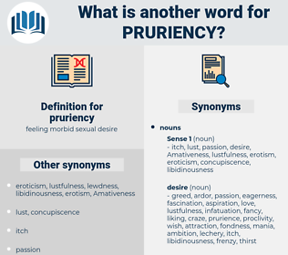 pruriency, synonym pruriency, another word for pruriency, words like pruriency, thesaurus pruriency