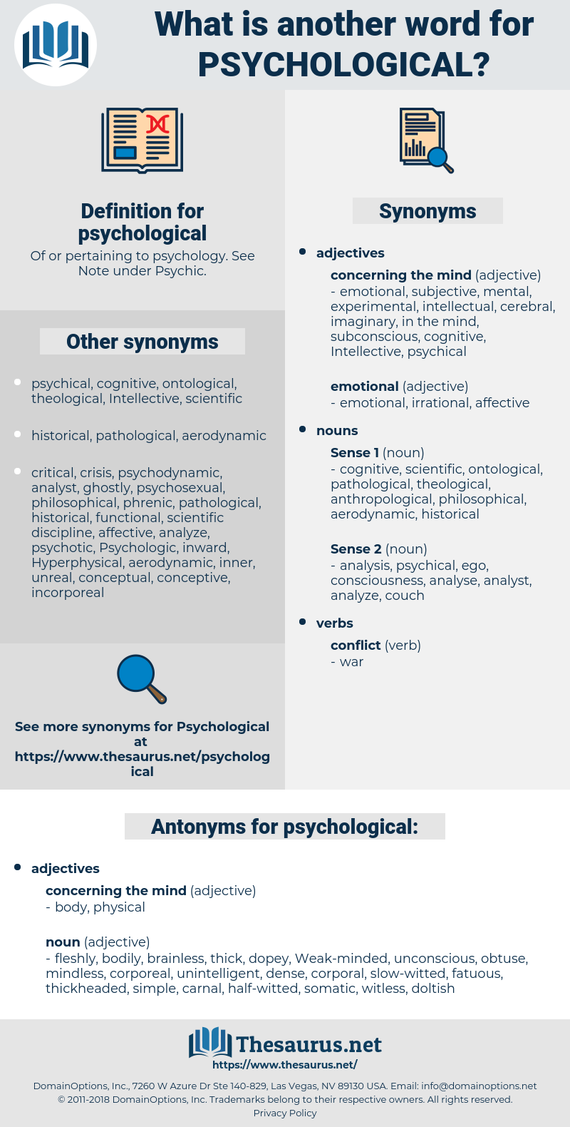 psychological, synonym psychological, another word for psychological, words like psychological, thesaurus psychological