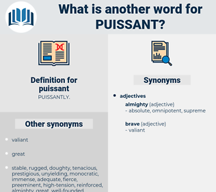 puissant, synonym puissant, another word for puissant, words like puissant, thesaurus puissant