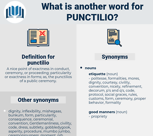 punctilio, synonym punctilio, another word for punctilio, words like punctilio, thesaurus punctilio