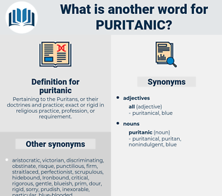 puritanic, synonym puritanic, another word for puritanic, words like puritanic, thesaurus puritanic
