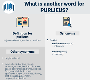 purlieus, synonym purlieus, another word for purlieus, words like purlieus, thesaurus purlieus