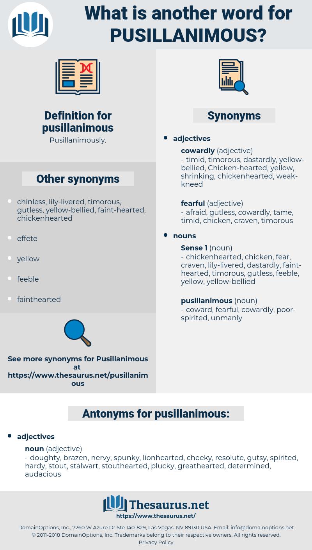 pusillanimous, synonym pusillanimous, another word for pusillanimous, words like pusillanimous, thesaurus pusillanimous