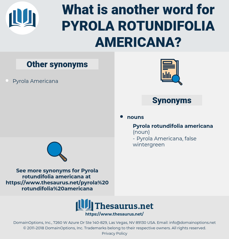 Pyrola Rotundifolia Americana, synonym Pyrola Rotundifolia Americana, another word for Pyrola Rotundifolia Americana, words like Pyrola Rotundifolia Americana, thesaurus Pyrola Rotundifolia Americana