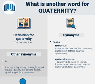 quaternity, synonym quaternity, another word for quaternity, words like quaternity, thesaurus quaternity