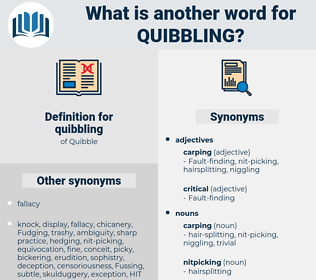 quibbling, synonym quibbling, another word for quibbling, words like quibbling, thesaurus quibbling
